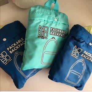 Packable Backpacks (3)
